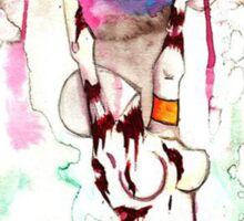 7 Deadly Sins- Greed Sticker