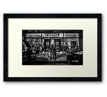 Caffeine Addict Framed Print