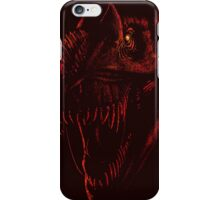 Suarian Nightmare (Blood Red) iPhone Case/Skin