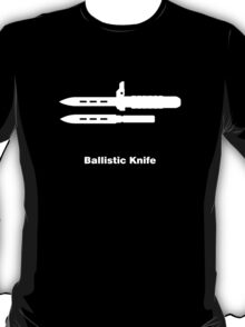 Ballistic Knife T-Shirt