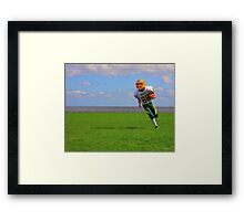 Having the Want To Framed Print