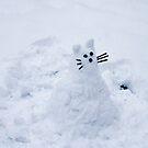 Snow Cat by Ladymoose