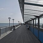 Boscombe Pier by Lee David Blanch