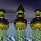 Night Perfumes by Vanessa Barklay