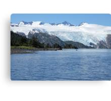 Alaskan Blues Canvas Print