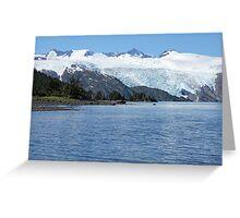 Alaskan Blues Greeting Card
