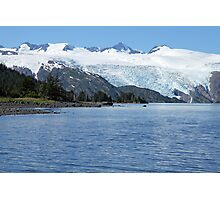 Alaskan Blues Photographic Print