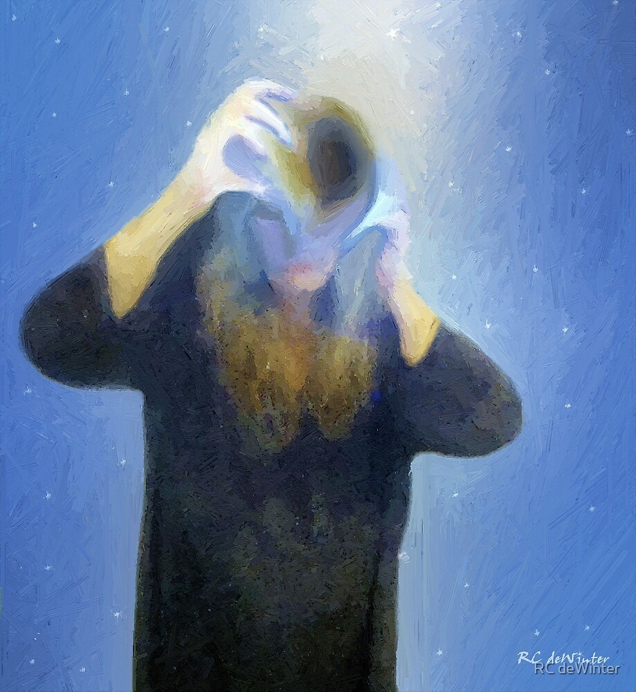 The Sorceress Unmasks by RC deWinter