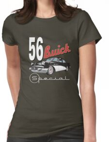 1956 Buick Special Womens Fitted T-Shirt