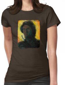 Paul Muad'Dib  Womens Fitted T-Shirt