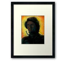 Paul Muad'Dib  Framed Print