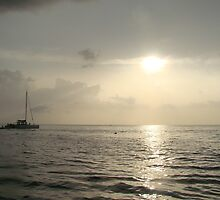 Jamaican Sunset by carolyn99uk