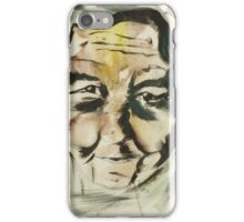 An Old and Lovely face iPhone Case/Skin
