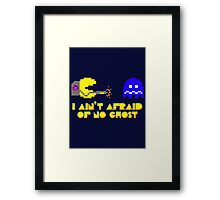 Who do You Gonna Call? Framed Print