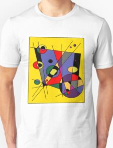 Abstract #38 Unisex T-Shirt