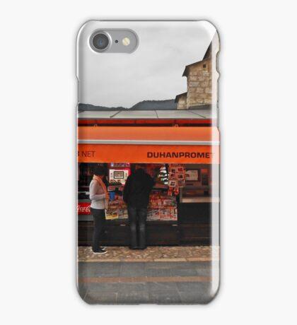 Büfe iPhone Case/Skin