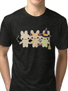 cute halloween ♥ Tri-blend T-Shirt