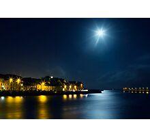 Long walk Galway City Ireland. Photographic Print