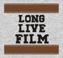 Long Live Film One Piece - Long Sleeve