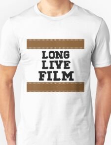 Long Live Film T-Shirt