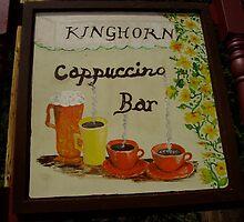Cappuccino Bar by Lynda Earley