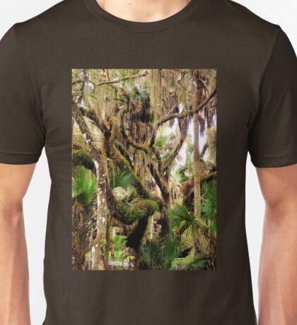 Swamp Woods Unisex T-Shirt