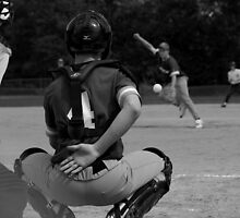 Competitive Softball by Sheri Bawtinheimer