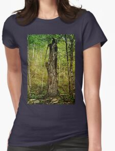 Where there is life, there is magic Womens Fitted T-Shirt