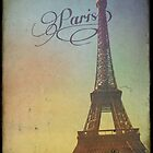 Sweet Eiffel Tower 4 by CalicoCollage