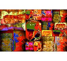 Kinetic WORLD Quilt Photographic Print