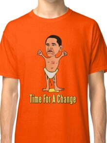 Baby Obama Time For A Change Classic T-Shirt