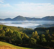 The Motilor Country by MIRCEA COSTINA