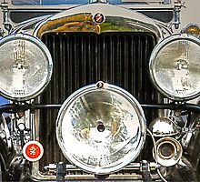 1927 Caddy Bling by Monte Morton