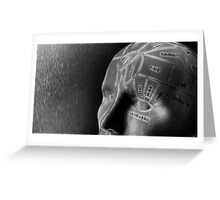 Time on my Mind................ Greeting Card