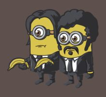 Pulp fiction minions style by happyt