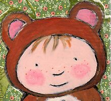Little bear by Bethan Matthews