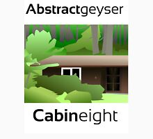 Abstract Geyser - Cabin Eight Unisex T-Shirt