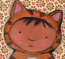Little tiger by Bethan Matthews