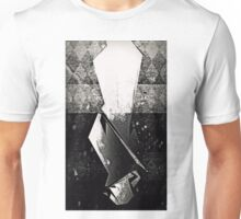 The Hanged Man Tarot Card Unisex T-Shirt