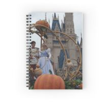 To the Ball Spiral Notebook