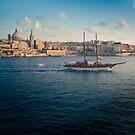 Cruising along the mediterranean by Jakov Cordina