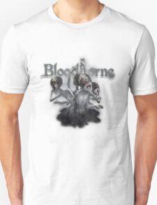 Bloodborne Messengers Unisex T-Shirt