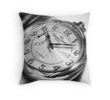 Classic watch Throw Pillow