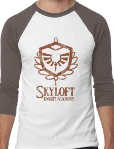 Skyloft Knight Academy Men's Baseball ¾ T-Shirt