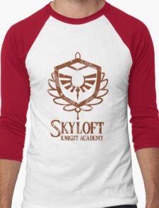 Skyloft Knight Academy Men's Baseball ¾ T-Shirt