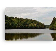 Mirror Lake, GA Canvas Print