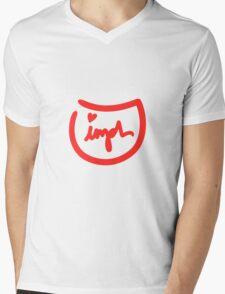 Jimph Logo Design Mens V-Neck T-Shirt