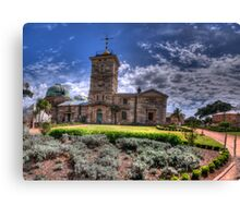 Reach For The Sky - Sydney Observatory c1858, Observatory Hill, Sydney  - The HDR Experience Canvas Print