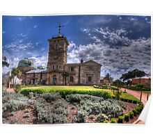 Reach For The Sky - Sydney Observatory c1858, Observatory Hill, Sydney  - The HDR Experience Poster