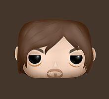 AMC The Walking Dead - Biker Daryl Dixon - Funko Pop! by MokaMizore97